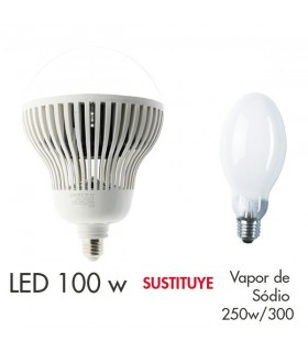 Bombilla LED E27/E40 100W Industrial