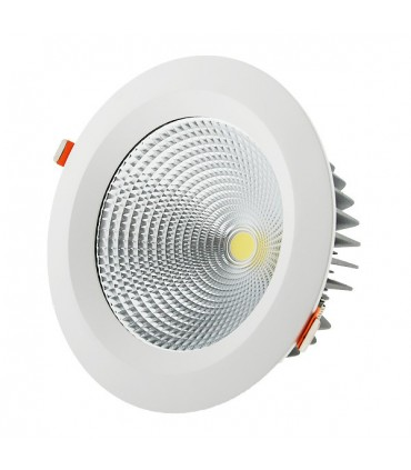 Downlight LED 40w ALTA POTENCIA 4000 lumens
