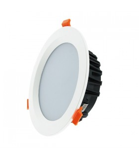 Downlight LED 25w ALTA POTENCIA 2200 lumens Ø16 cm