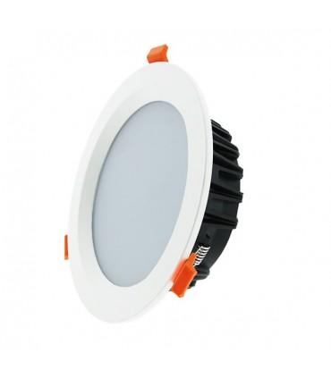 Downlight LED 25w 2200 lumens Ø16 cm