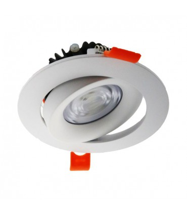 DOWNLIGHT 15w LED ORIENTABLE CopMon