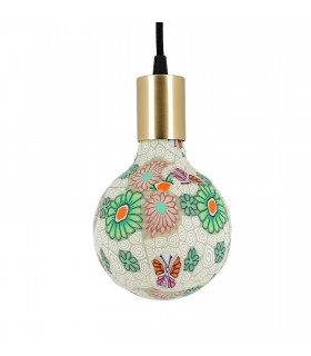 BOMBILLA LED DECORATIVA-FLOWER POWER